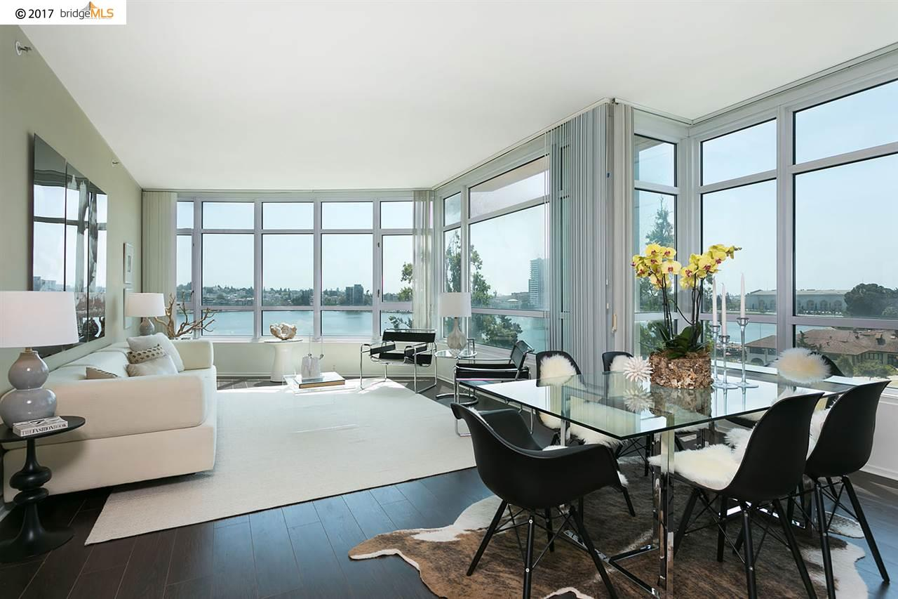 Condominium for Sale at 1 Lakeside Drive 1 Lakeside Drive Oakland, California 94612 United States