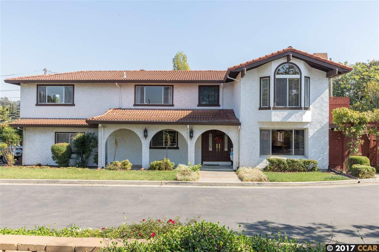 Single Family Home for Sale at 4431 James Avenue 4431 James Avenue Castro Valley, California 94546 United States
