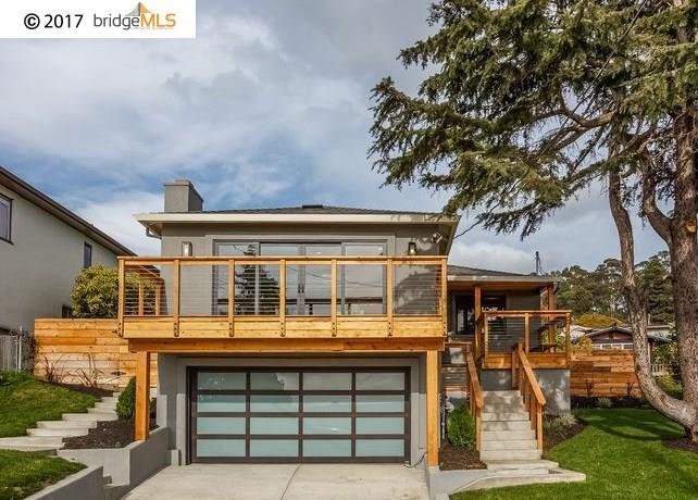 واحد منزل الأسرة للـ Sale في 524 Bonnie Drive 524 Bonnie Drive El Cerrito, California 94530 United States