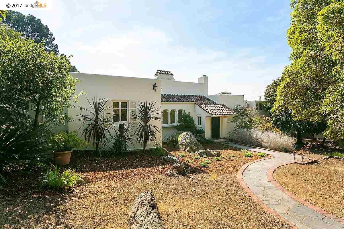 獨棟家庭住宅 為 出租 在 1844 YOSEMITE ROAD 1844 YOSEMITE ROAD Berkeley, 加利福尼亞州 94707 美國