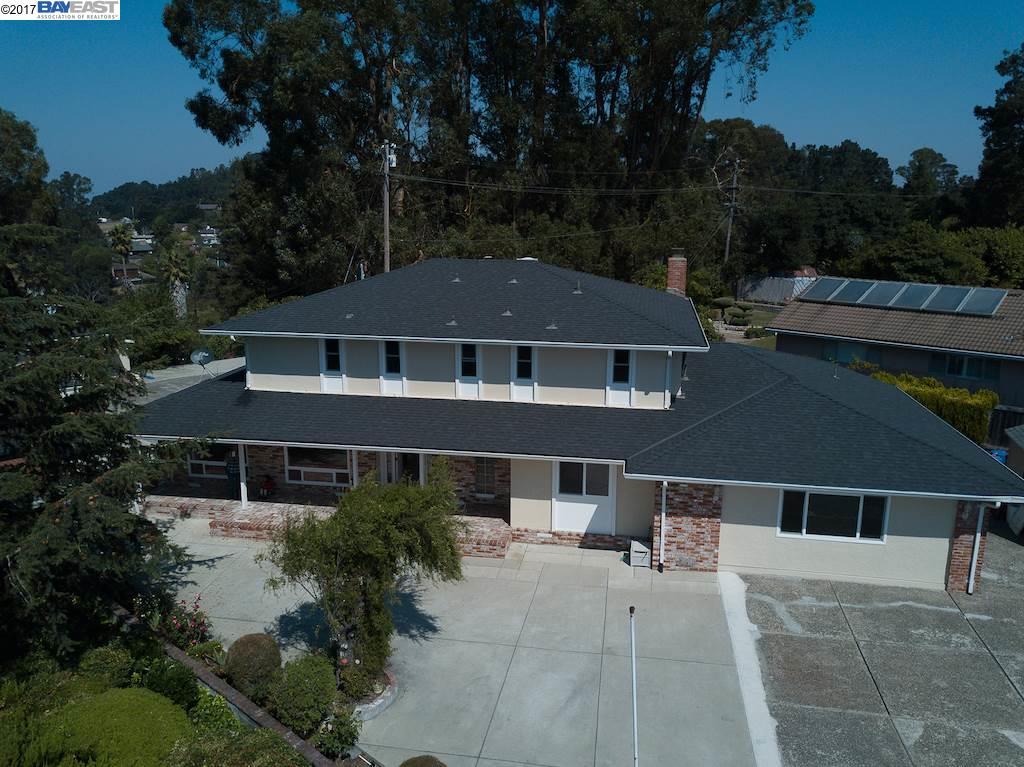 واحد منزل الأسرة للـ Sale في 4450 Meadowbrook Drive 4450 Meadowbrook Drive El Sobrante, California 94803 United States