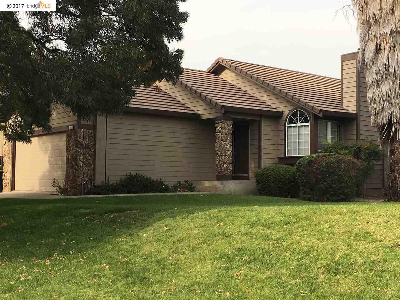 Частный односемейный дом для того Продажа на 2032 Johnson Drive 2032 Johnson Drive Antioch, Калифорния 94509 Соединенные Штаты