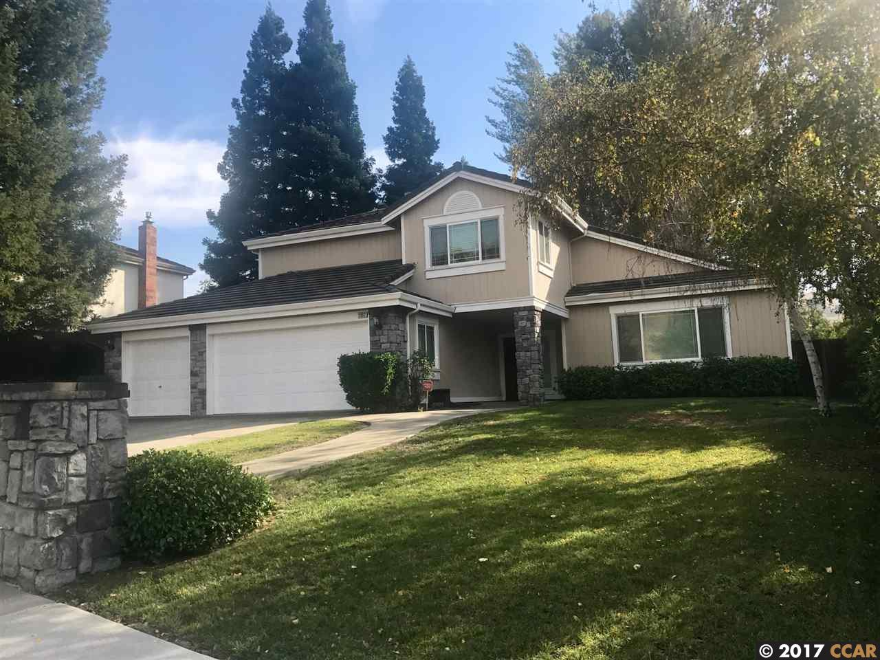 Single Family Home for Rent at 2002 Hill Meadow Place 2002 Hill Meadow Place Danville, California 94526 United States