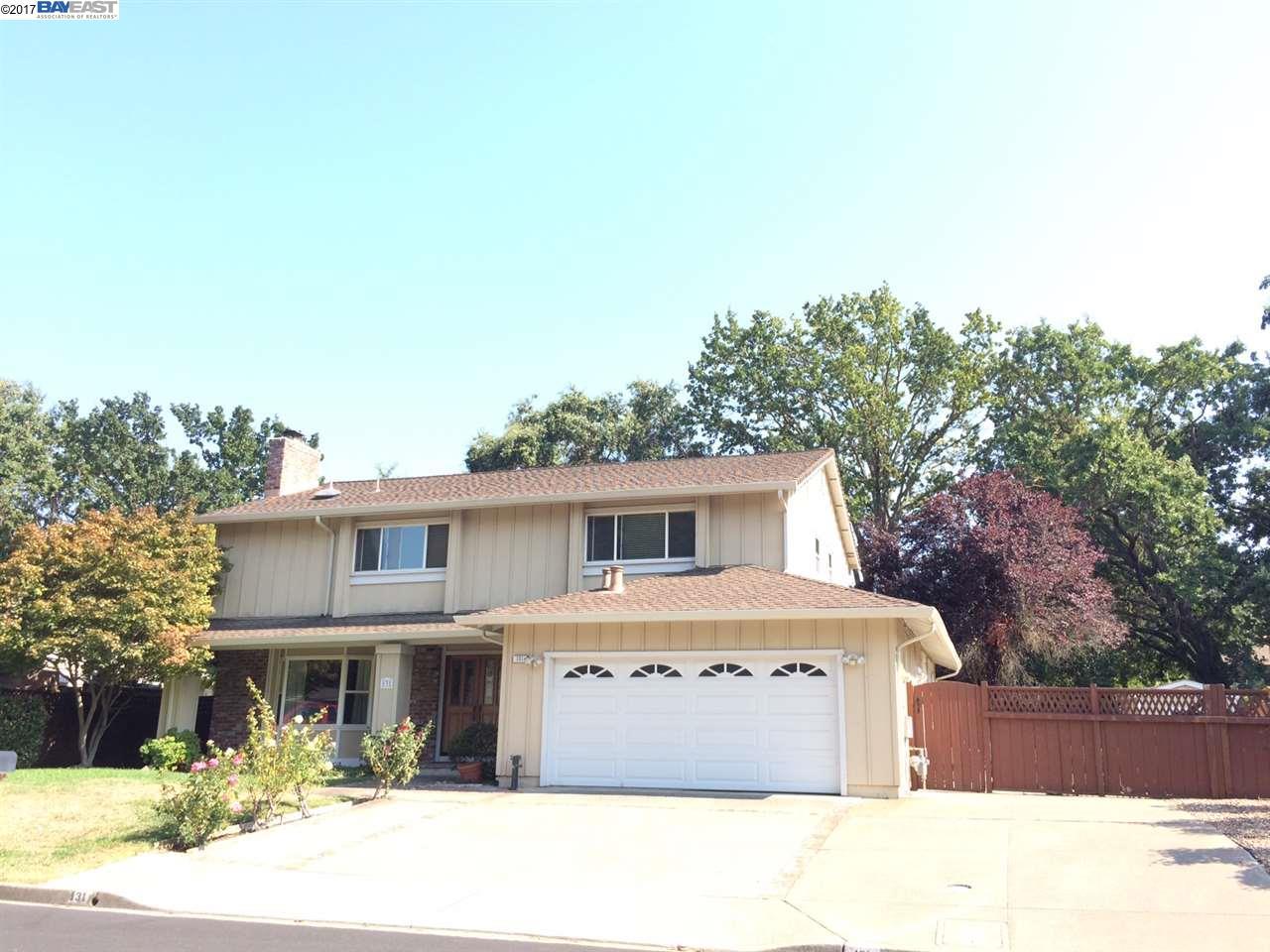 Casa Unifamiliar por un Alquiler en 131 CAMROSE Place 131 CAMROSE Place Walnut Creek, California 94596 Estados Unidos