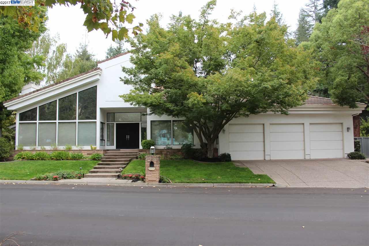 一戸建て のために 賃貸 アット 1211 Whispering Oaks Drive 1211 Whispering Oaks Drive Danville, カリフォルニア 94506 アメリカ合衆国