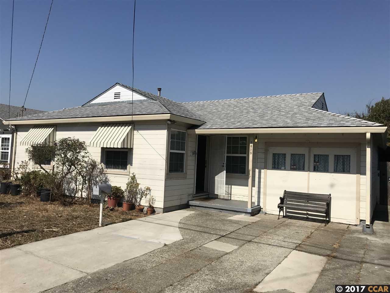 واحد منزل الأسرة للـ Sale في 2825 Arundel Way 2825 Arundel Way San Pablo, California 94806 United States