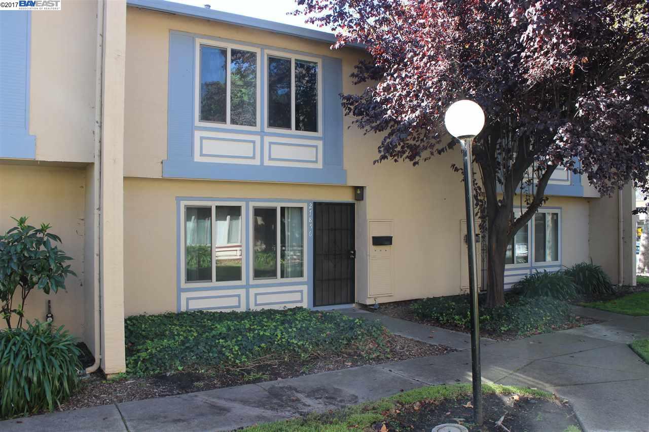 タウンハウス のために 売買 アット 27876 Hummingbird Court 27876 Hummingbird Court Hayward, カリフォルニア 94545 アメリカ合衆国