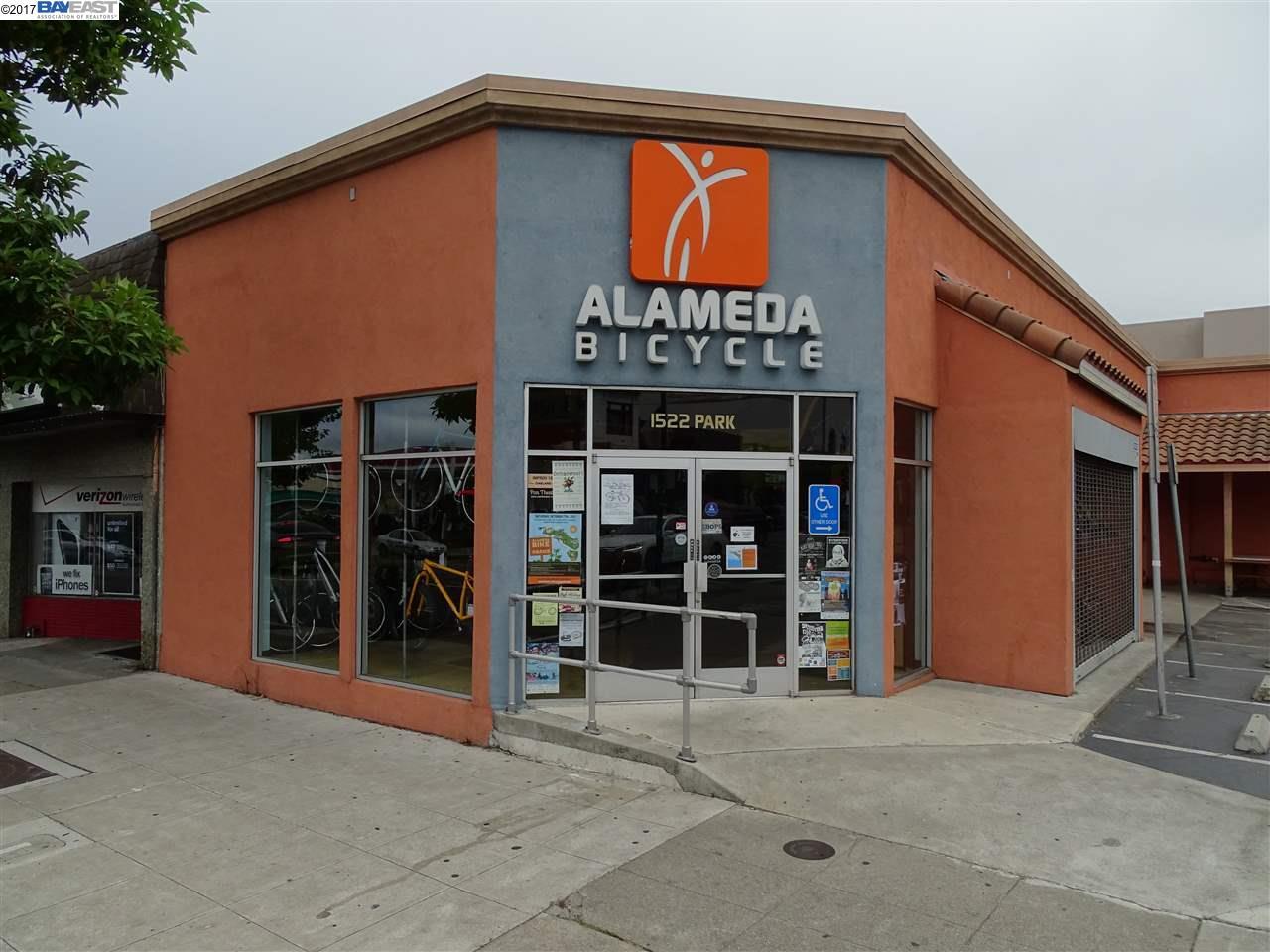 商用 のために 売買 アット 1522 Park Street 1522 Park Street Alameda, カリフォルニア 94501 アメリカ合衆国
