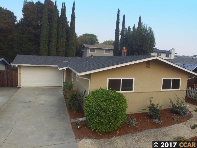 Einfamilienhaus für Verkauf beim 970 Temple Drive 970 Temple Drive Pacheco, Kalifornien 94553 Vereinigte Staaten