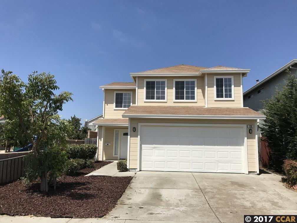 135 MALCOLM DR, RICHMOND, CA 94801