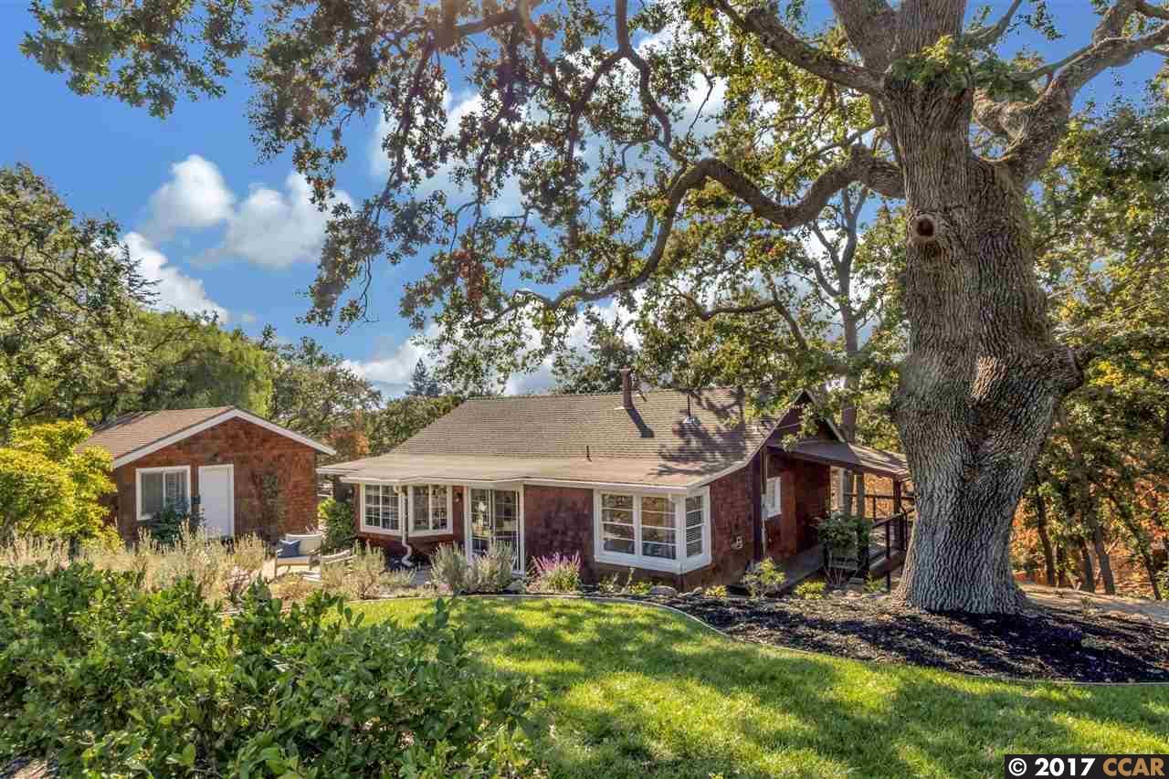 Casa Unifamiliar por un Venta en 449 Nob Hill Drive 449 Nob Hill Drive Walnut Creek, California 94596 Estados Unidos