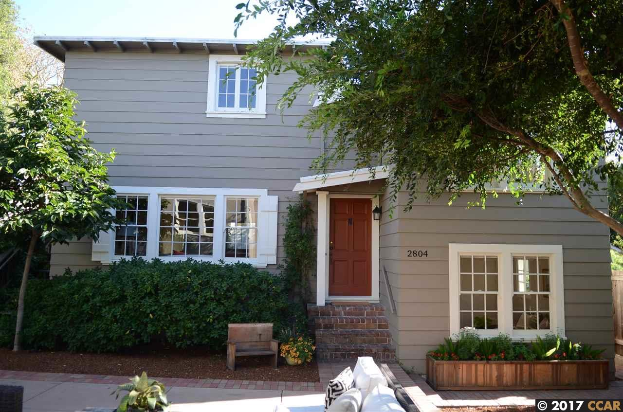 Mehrfamilienhaus für Verkauf beim 2804 Webster Street 2804 Webster Street Berkeley, Kalifornien 94705 Vereinigte Staaten