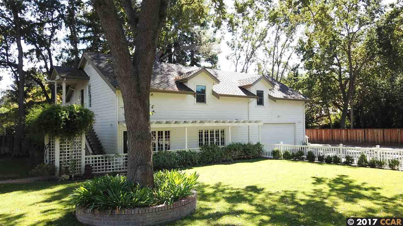 Einfamilienhaus für Mieten beim 1475 Vine Lane 1475 Vine Lane Alamo, Kalifornien 94507 Vereinigte Staaten