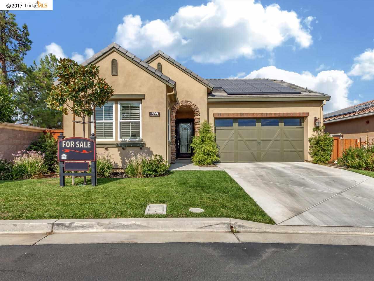 1599 California Trl, BRENTWOOD, CA 94513