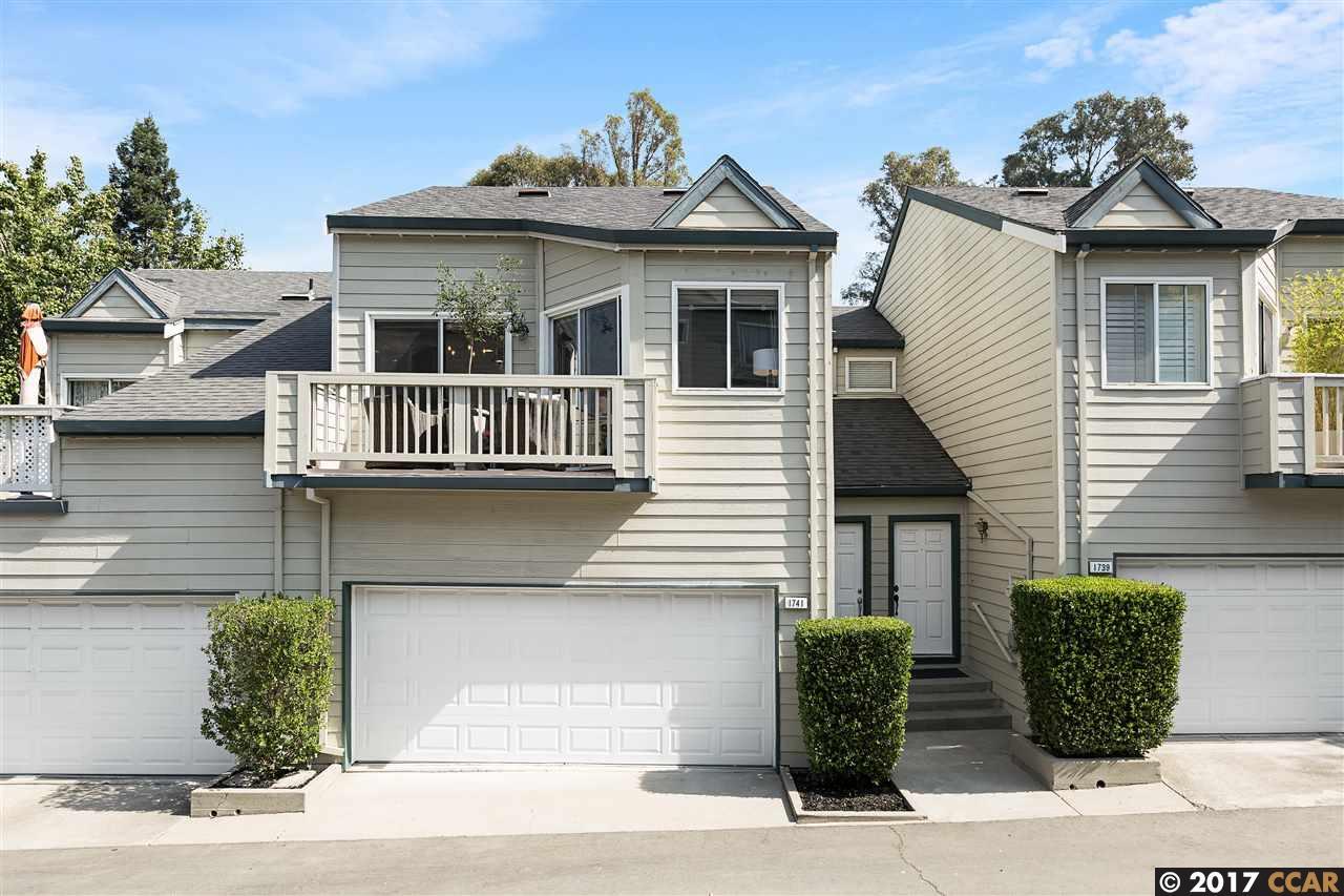 تاون هاوس للـ Sale في 1741 TICE VALLEY BLVD 1741 TICE VALLEY BLVD Walnut Creek, California 94595 United States