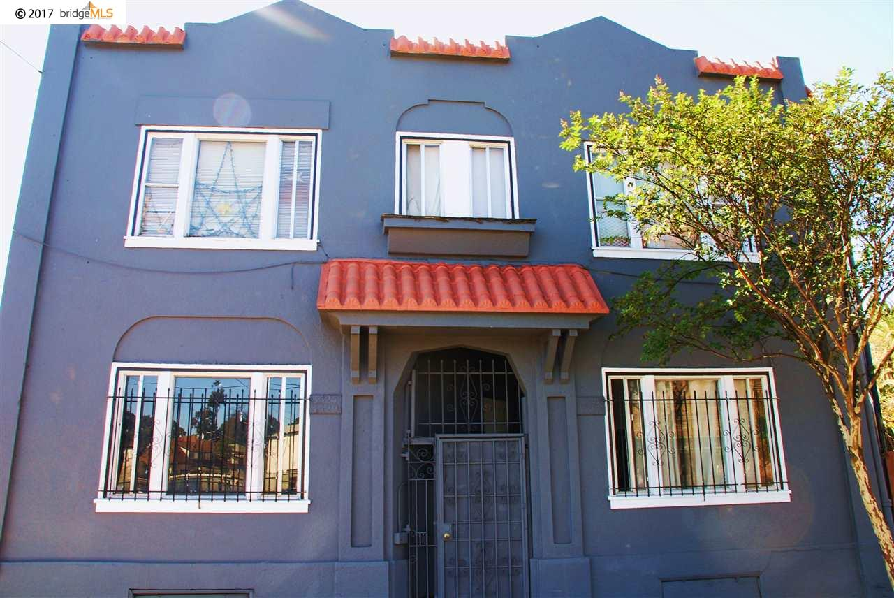 Multi-Family Home for Sale at 3525 Foothill Blvd 3525 Foothill Blvd Oakland, California 94601 United States