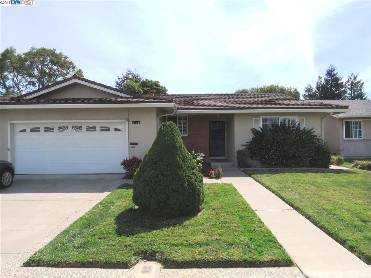 واحد منزل الأسرة للـ Rent في 2102 Farrol Avenue 2102 Farrol Avenue Union City, California 94587 United States