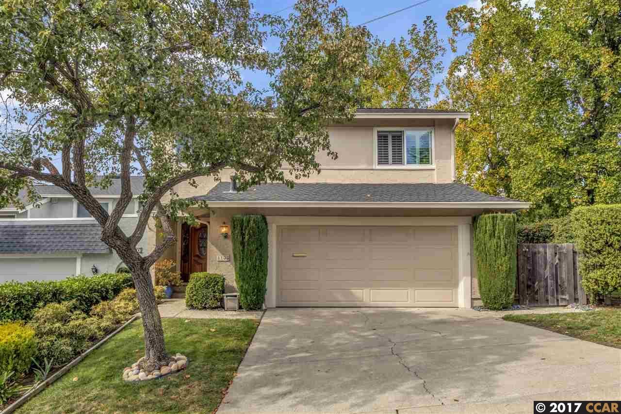 Таунхаус для того Продажа на 1108 Cardigan Drive 1108 Cardigan Drive Walnut Creek, Калифорния 94596 Соединенные Штаты