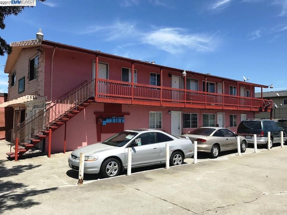 Mehrfamilienhaus für Verkauf beim 1524 Rumrill Blvd 1524 Rumrill Blvd San Pablo, Kalifornien 94806 Vereinigte Staaten