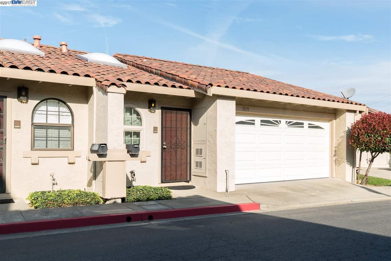 コンドミニアム のために 売買 アット 3231 Guillermo Place 3231 Guillermo Place Hayward, カリフォルニア 94542 アメリカ合衆国