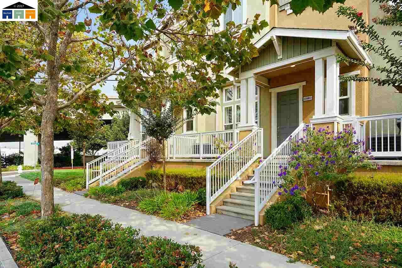 多棟聯建住宅 為 出售 在 22500 amador 22500 amador Hayward, 加利福尼亞州 94541 美國