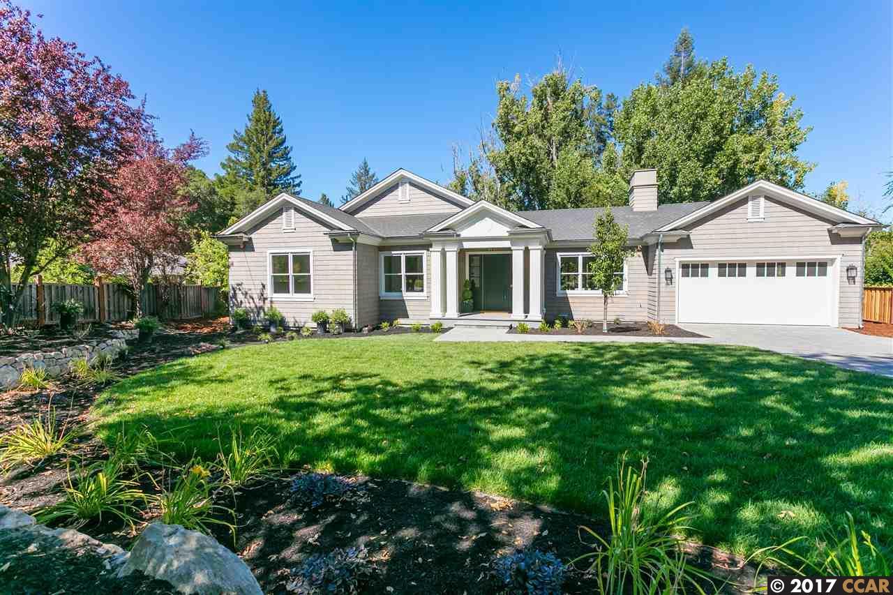 Einfamilienhaus für Mieten beim 55 Donna Maria Way 55 Donna Maria Way Orinda, Kalifornien 94563 Vereinigte Staaten