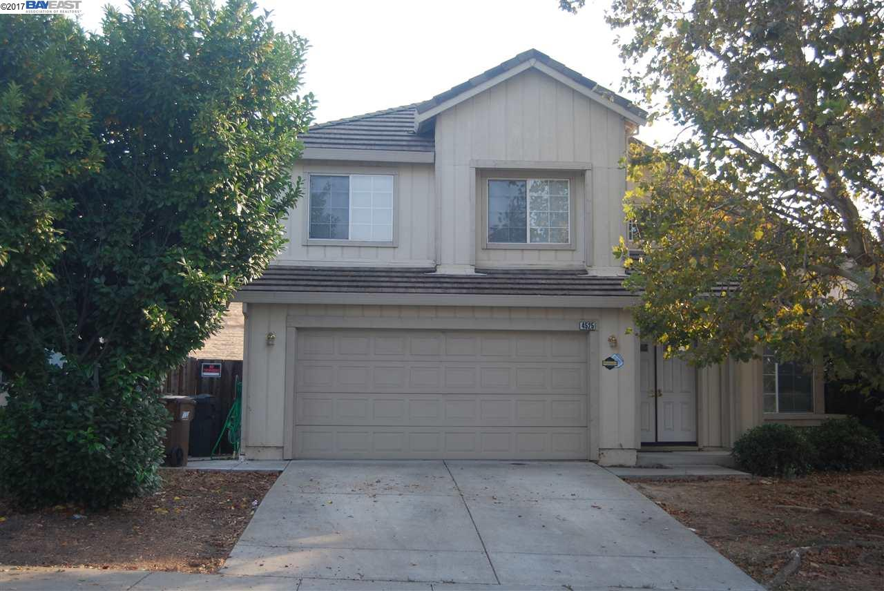 Single Family Home for Rent at 4525 ELK Court 4525 ELK Court Antioch, California 94531 United States
