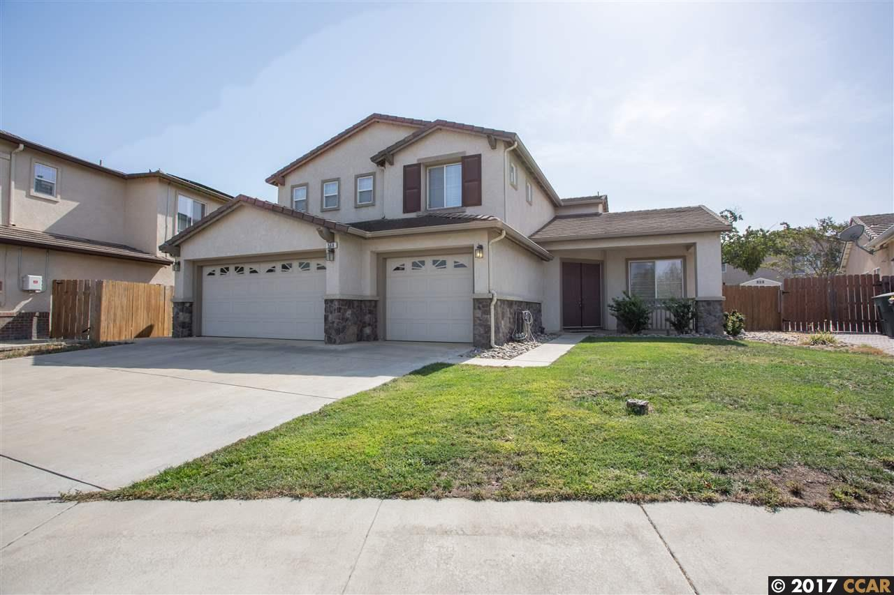 Single Family Home for Sale at 568 Amethyst Court 568 Amethyst Court Lathrop, California 95330 United States
