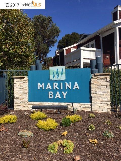 Кондоминиум для того Продажа на 176 Marina Lakes 176 Marina Lakes Richmond, Калифорния 94804 Соединенные Штаты