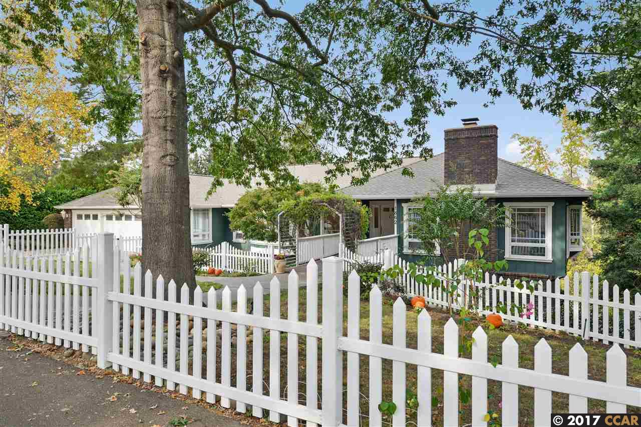Single Family Home for Sale at 1862 El Nido 1862 El Nido Diablo, California 94528 United States