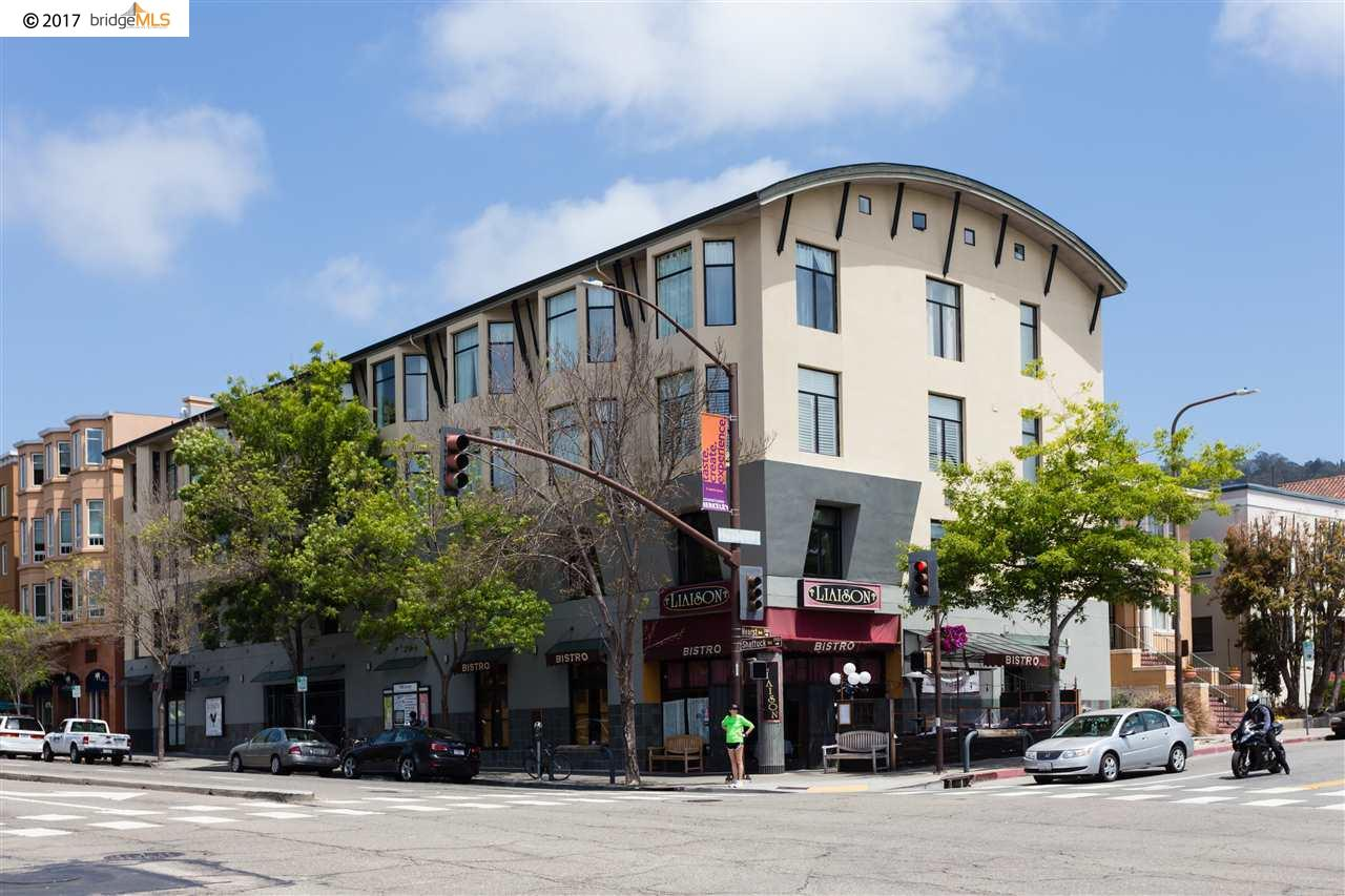 Condominium for Sale at 1849 Shattuck Avenue 1849 Shattuck Avenue Berkeley, California 94709 United States