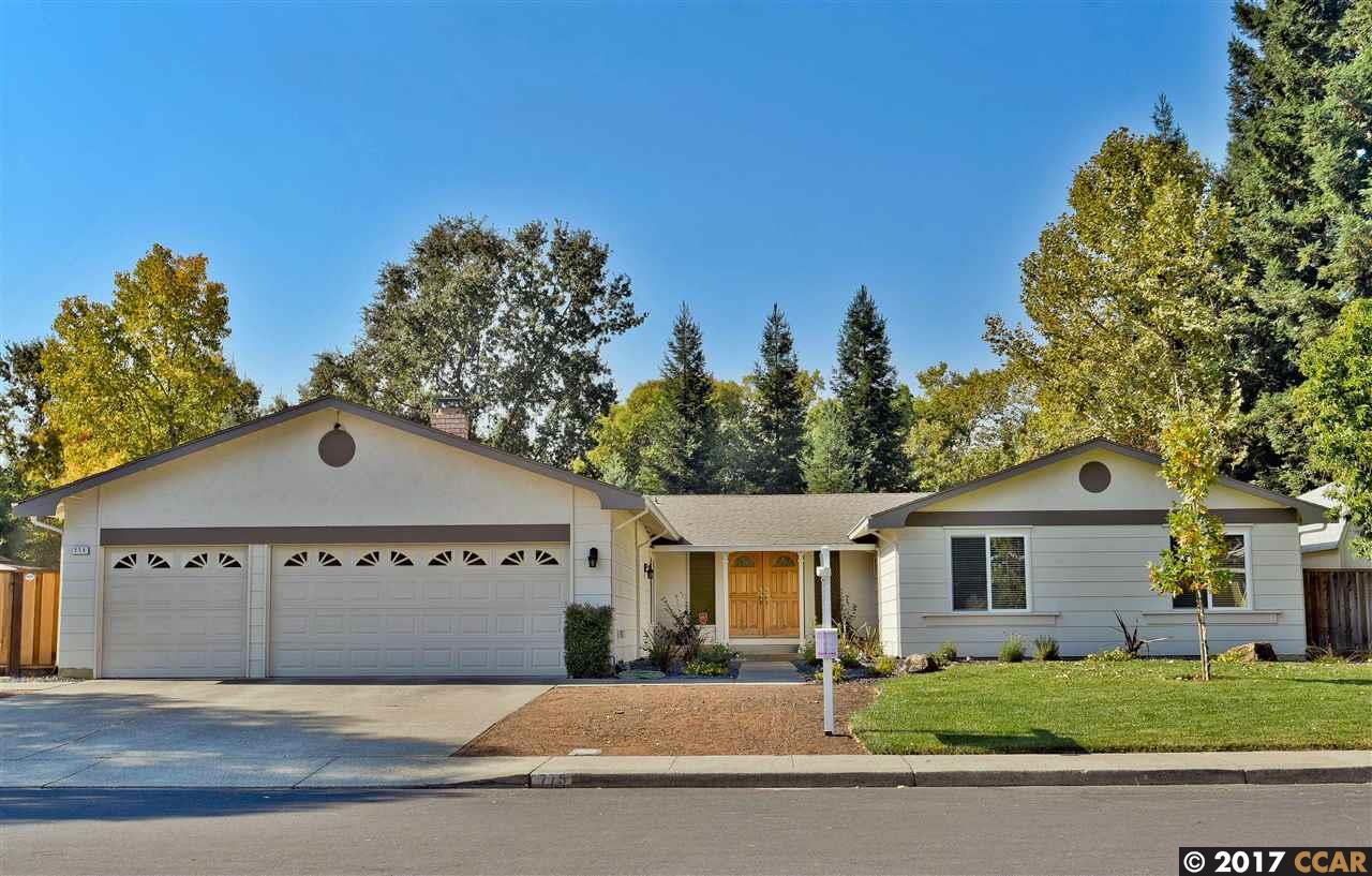 واحد منزل الأسرة للـ Rent في 775 Park Hill Road 775 Park Hill Road Danville, California 94526 United States