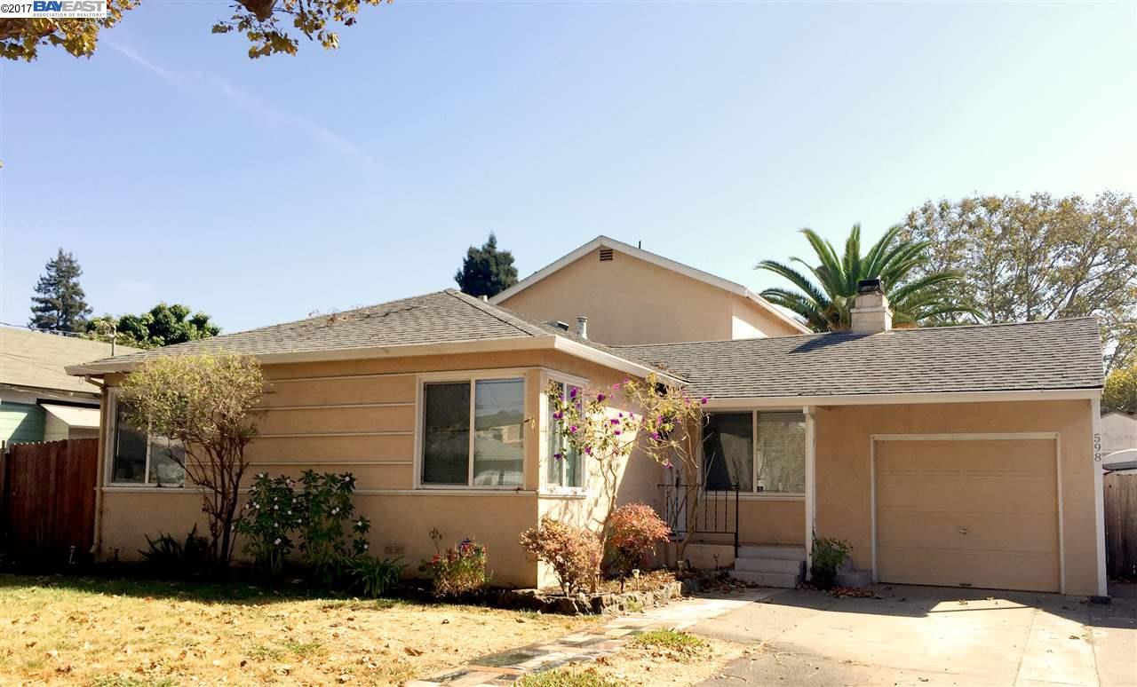 Einfamilienhaus für Verkauf beim 598 Paseo Del Rio 598 Paseo Del Rio San Lorenzo, Kalifornien 94580 Vereinigte Staaten