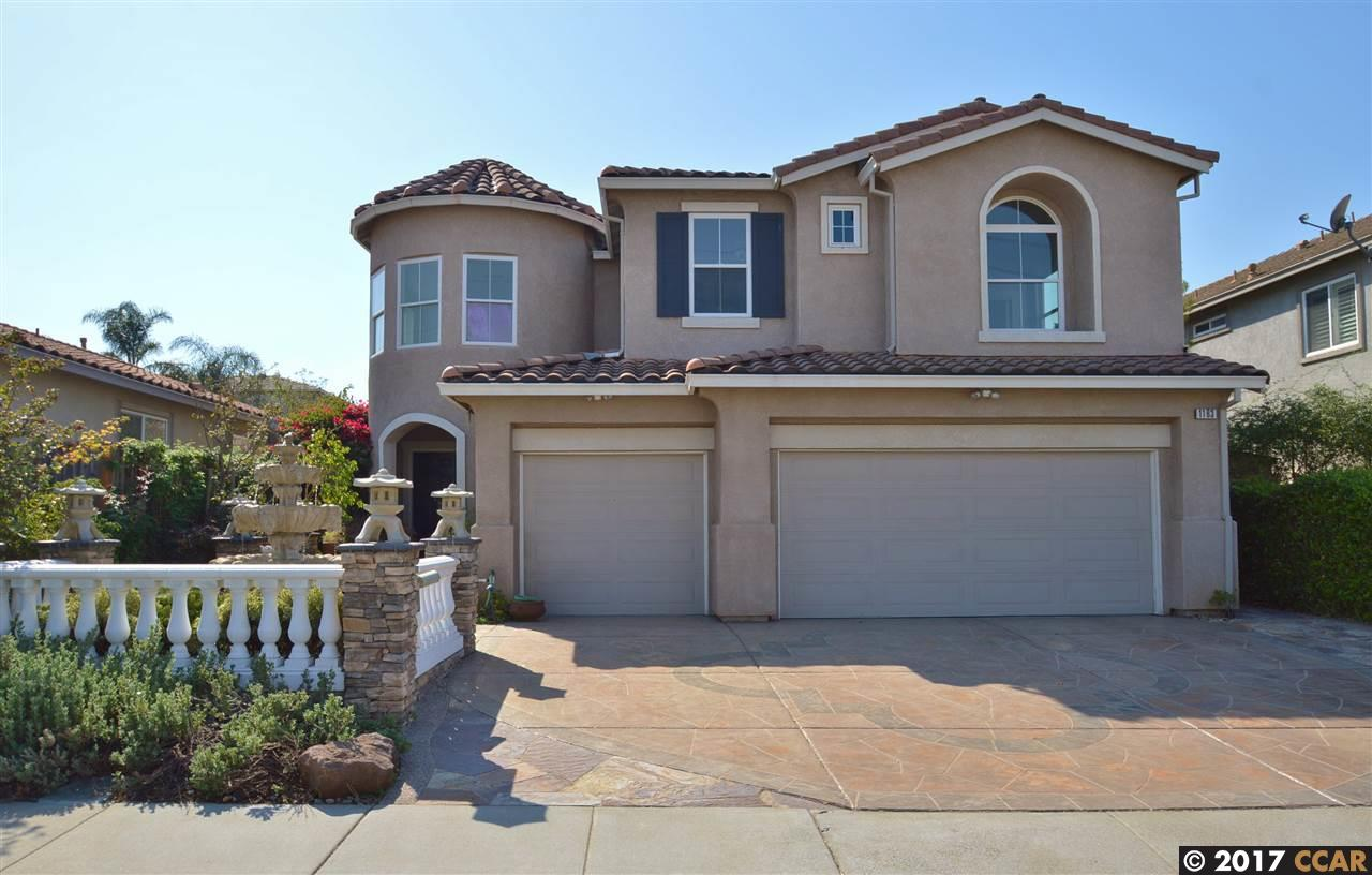 واحد منزل الأسرة للـ Sale في 1163 Santa Lucia Drive 1163 Santa Lucia Drive Bay Point, California 94565 United States