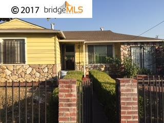 Maison unifamiliale pour l Vente à 108 Kerwin Avenue 108 Kerwin Avenue Oakland, Californie 94603 États-Unis
