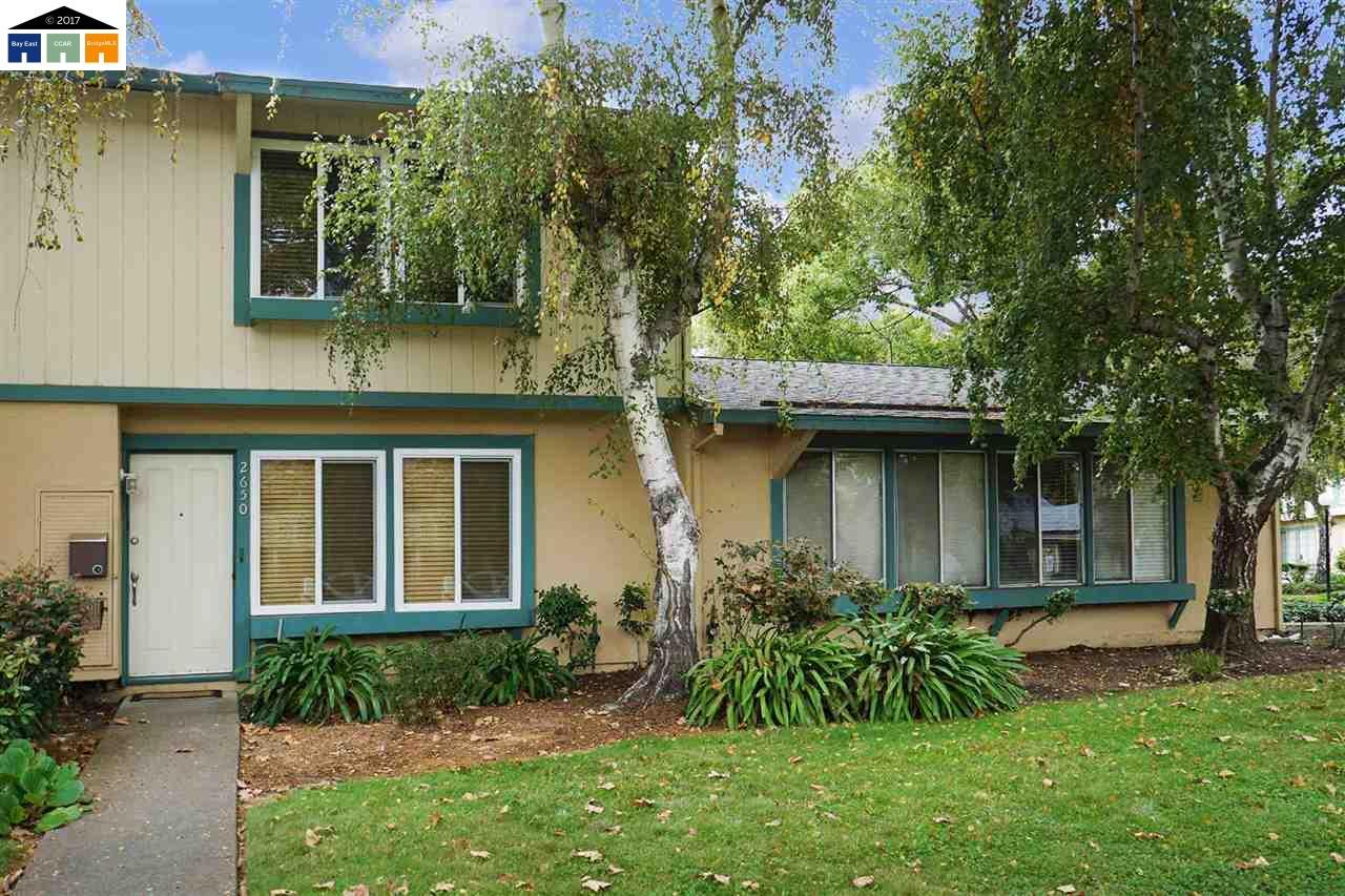 タウンハウス のために 売買 アット 2650 Oliver Drive 2650 Oliver Drive Hayward, カリフォルニア 94545 アメリカ合衆国