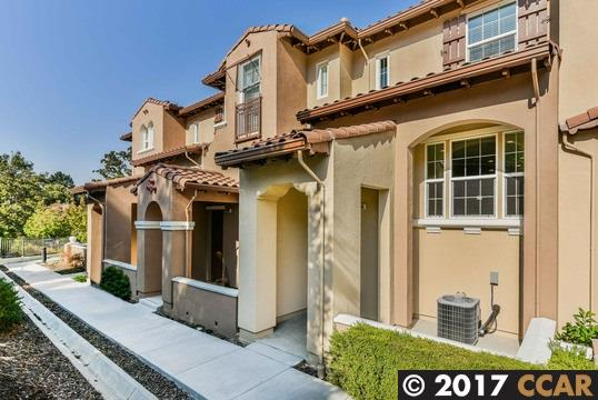 تاون هاوس للـ Rent في 2806 Trailside Lane 2806 Trailside Lane Concord, California 94521 United States
