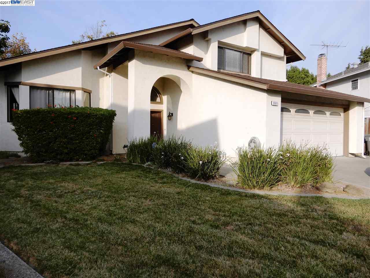 Частный односемейный дом для того Аренда на 35011 Sellers Court 35011 Sellers Court Fremont, Калифорния 94536 Соединенные Штаты