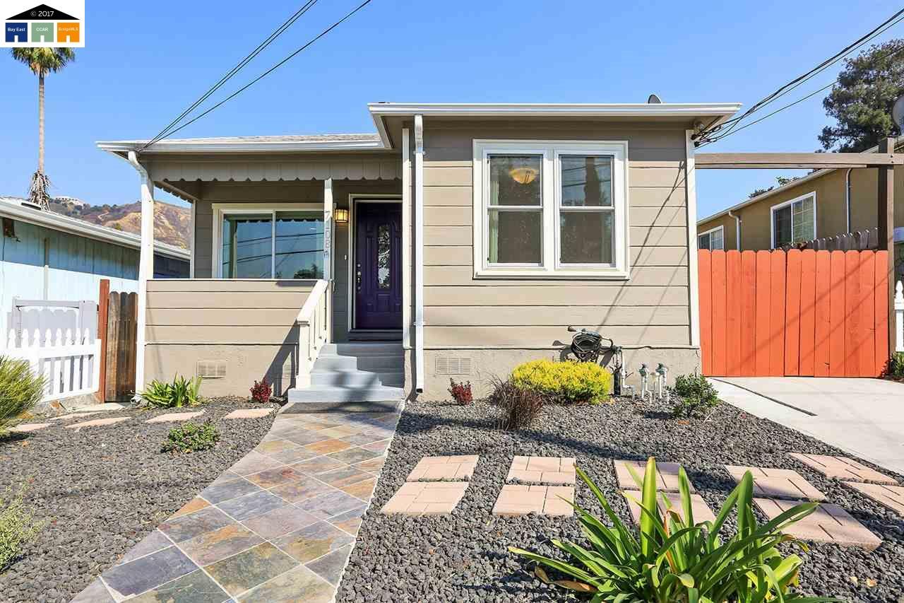 Casa Unifamiliar por un Venta en 7108 Greenly Drive 7108 Greenly Drive Oakland, California 94605 Estados Unidos