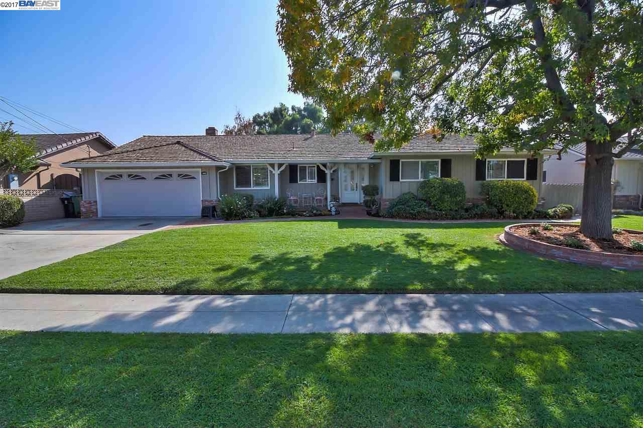 Maison unifamiliale pour l Vente à 4638 Richmond Avenue 4638 Richmond Avenue Fremont, Californie 94536 États-Unis