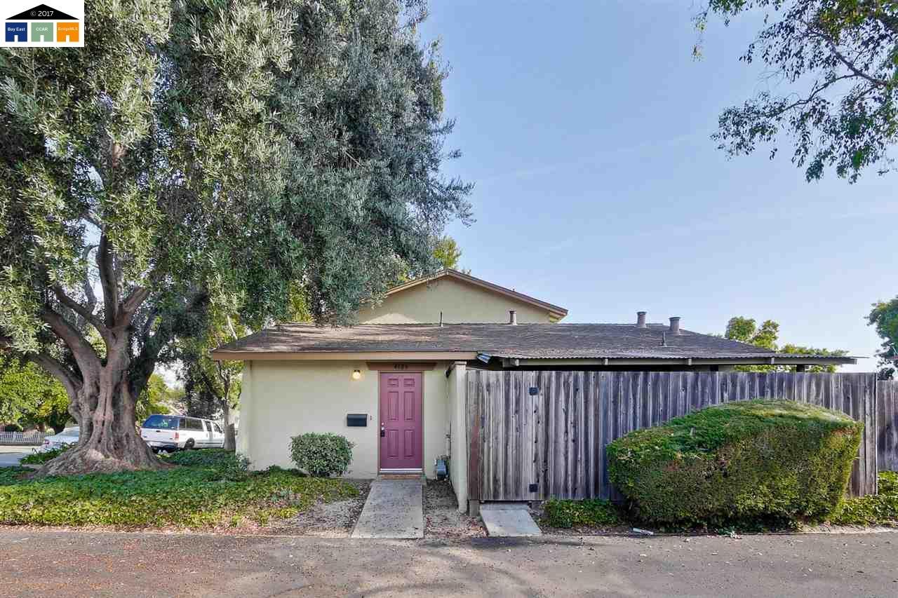タウンハウス のために 売買 アット 4686 Balboa Way 4686 Balboa Way Fremont, カリフォルニア 94536 アメリカ合衆国