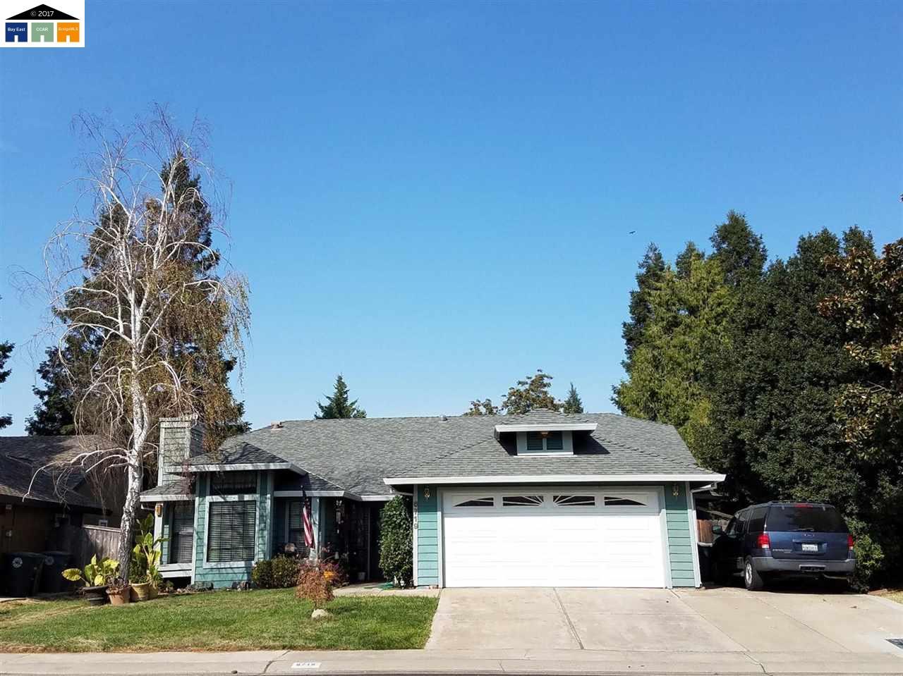 一戸建て のために 売買 アット 6719 Kilconnell Drive 6719 Kilconnell Drive Elk Grove, カリフォルニア 95758 アメリカ合衆国