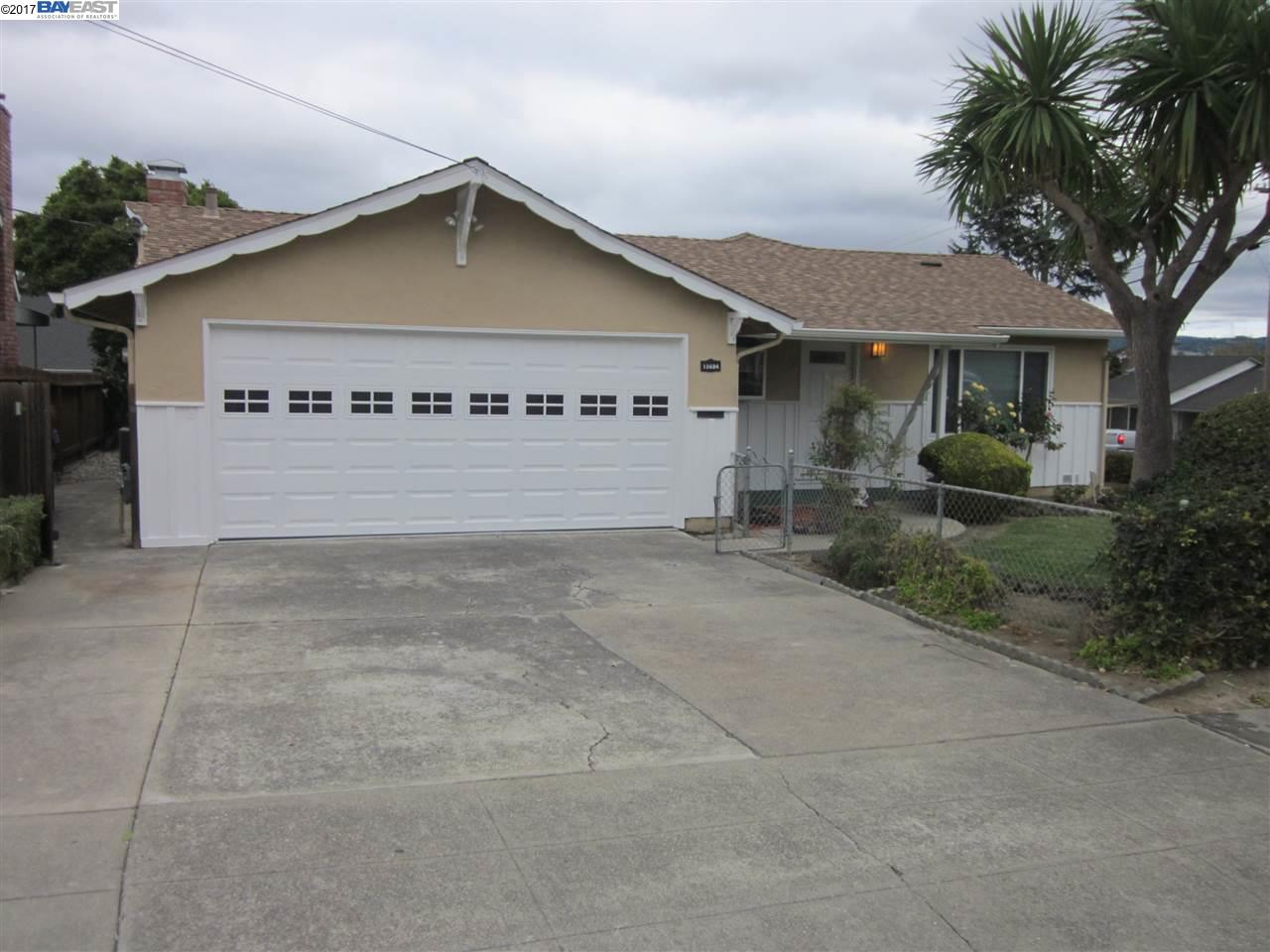 19694 Bernal St. | CASTRO VALLEY | 1600 | 94546