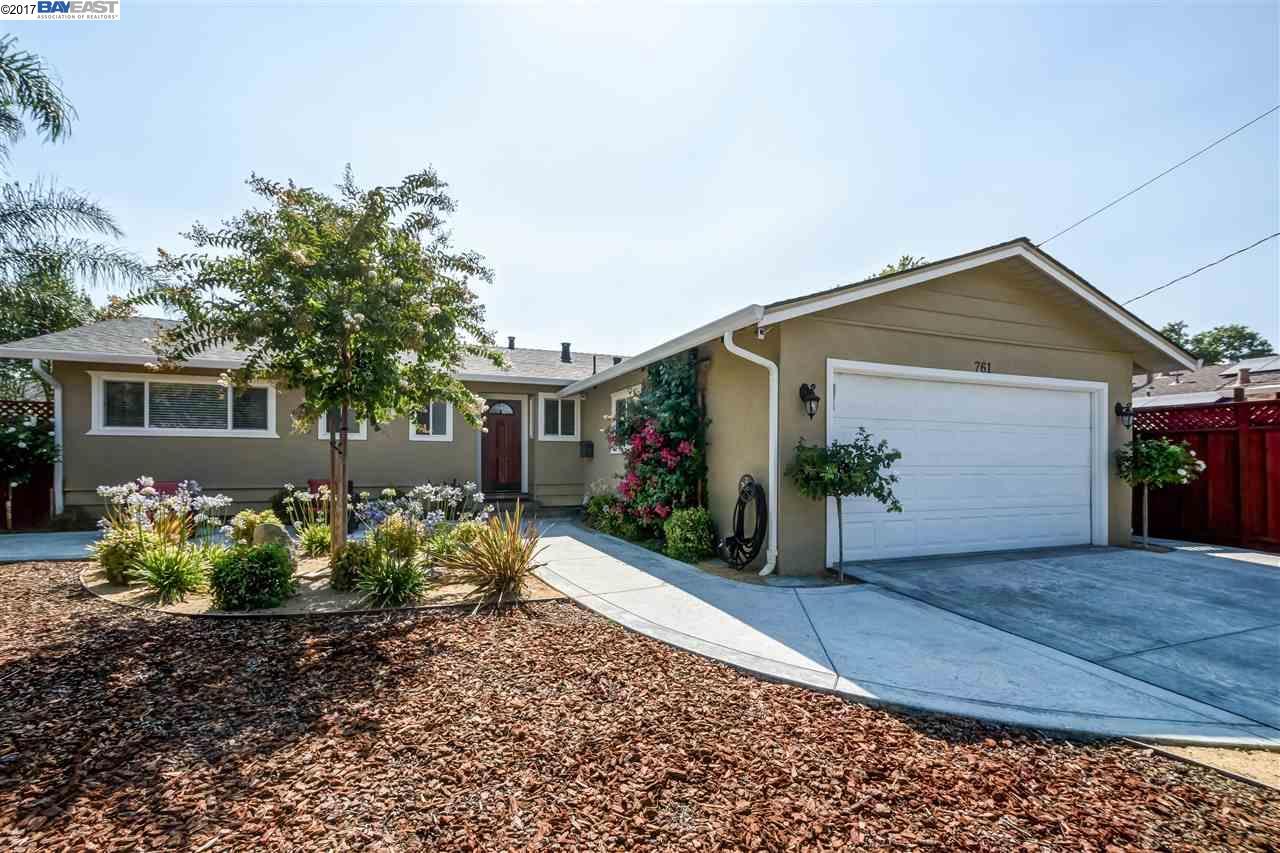 واحد منزل الأسرة للـ Rent في 761 Grace Court 761 Grace Court Livermore, California 94550 United States