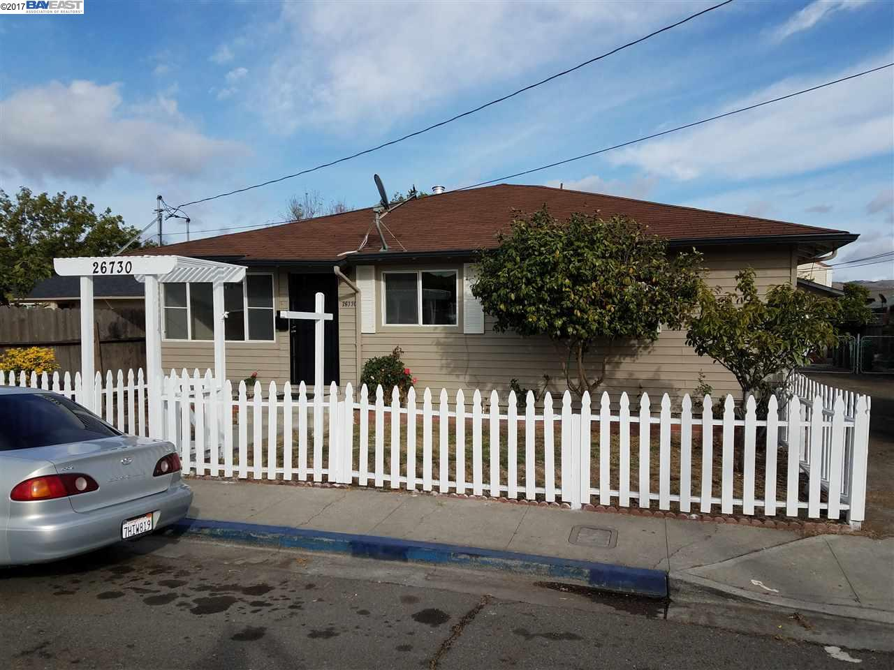 Multi-Family Home for Rent at 26732 Tyrrell Avenue 26732 Tyrrell Avenue Hayward, California 94544 United States