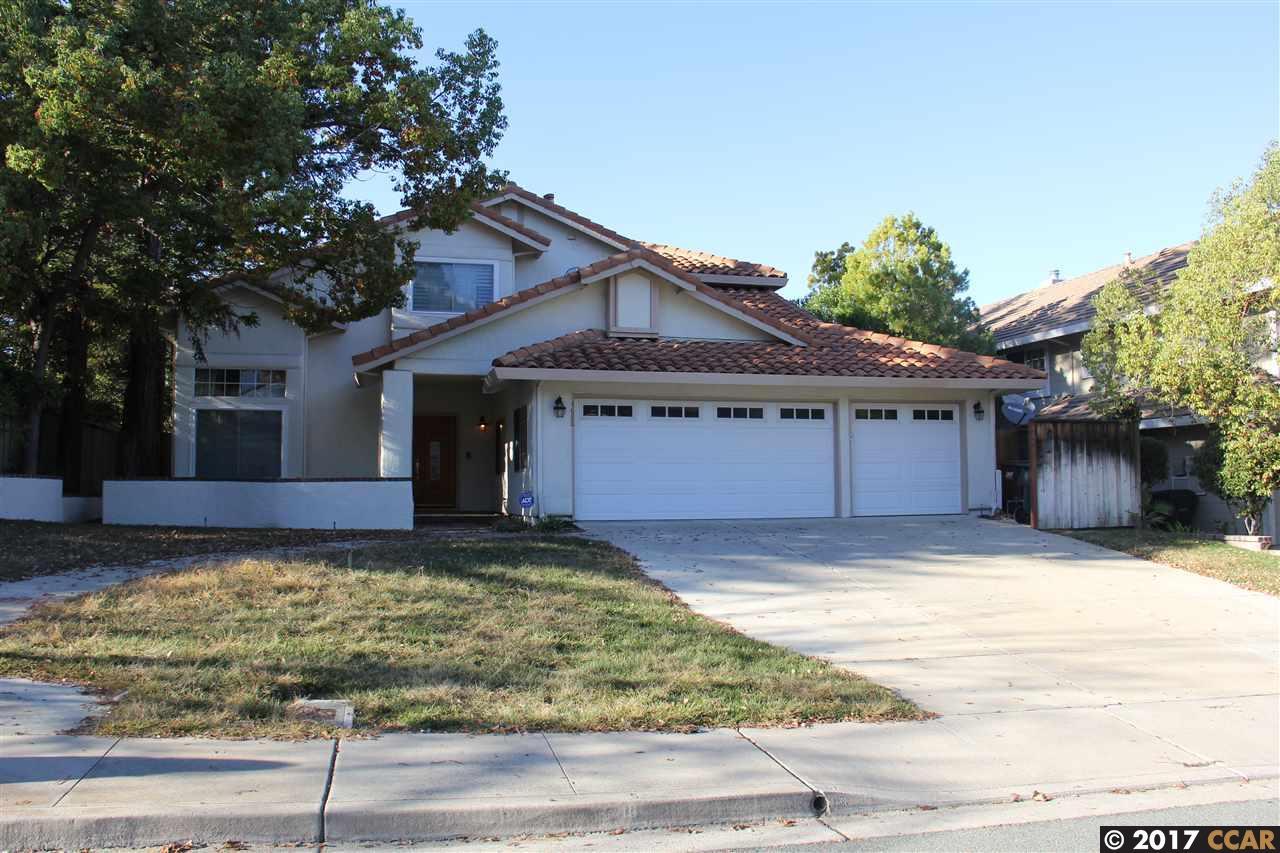 Частный односемейный дом для того Аренда на 4688 Matterhorn Way 4688 Matterhorn Way Antioch, Калифорния 94531 Соединенные Штаты