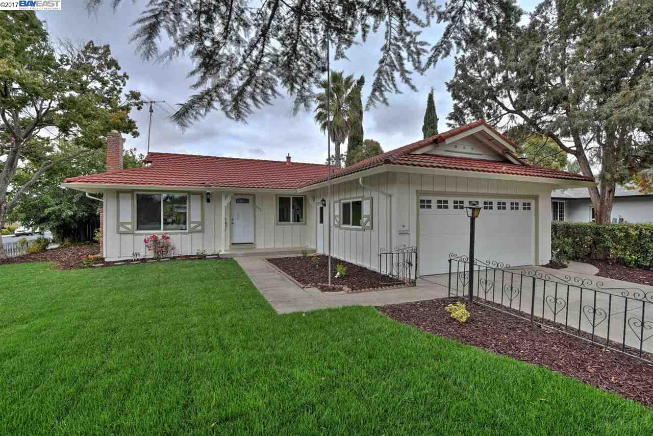 802 Cherokee Dr | LIVERMORE | 1147 | 94551