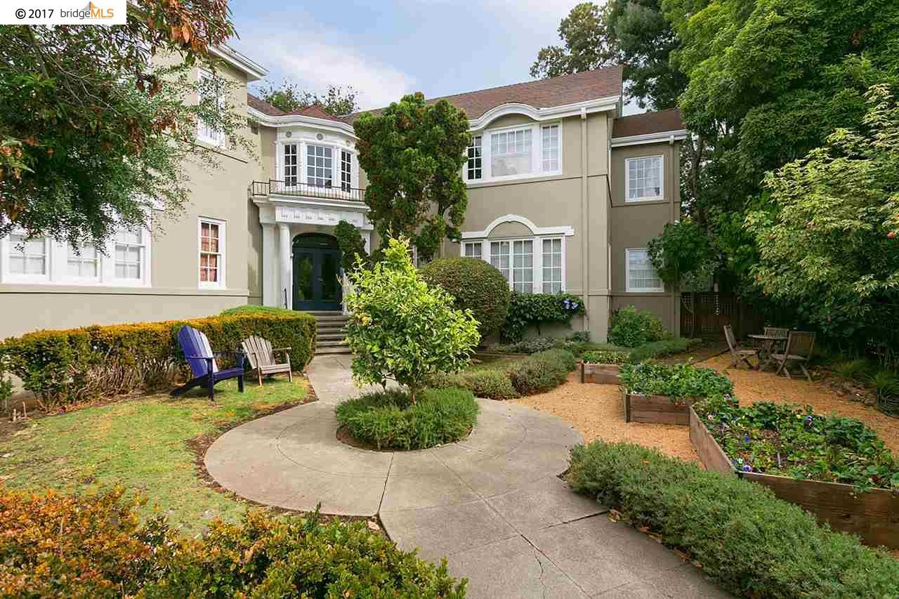多戶家庭房屋 為 出售 在 3141 COLLEGE AVENUE 3141 COLLEGE AVENUE Berkeley, 加利福尼亞州 94705 美國