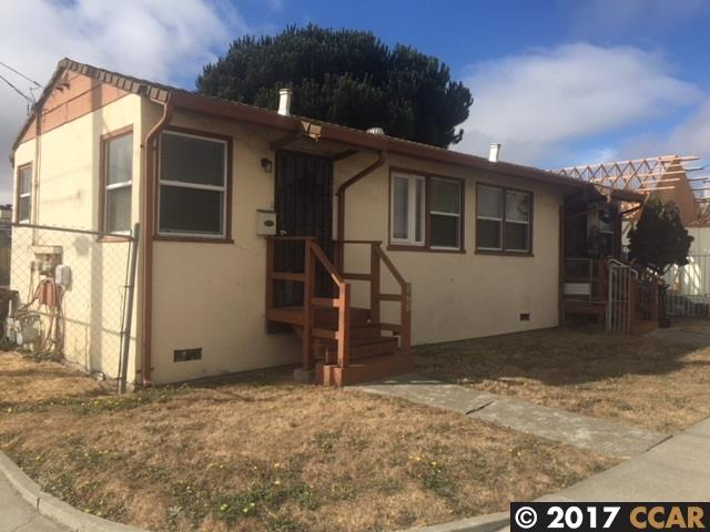 Casa Multifamiliar por un Venta en 167 S 37Th Street 167 S 37Th Street Richmond, California 94804 Estados Unidos