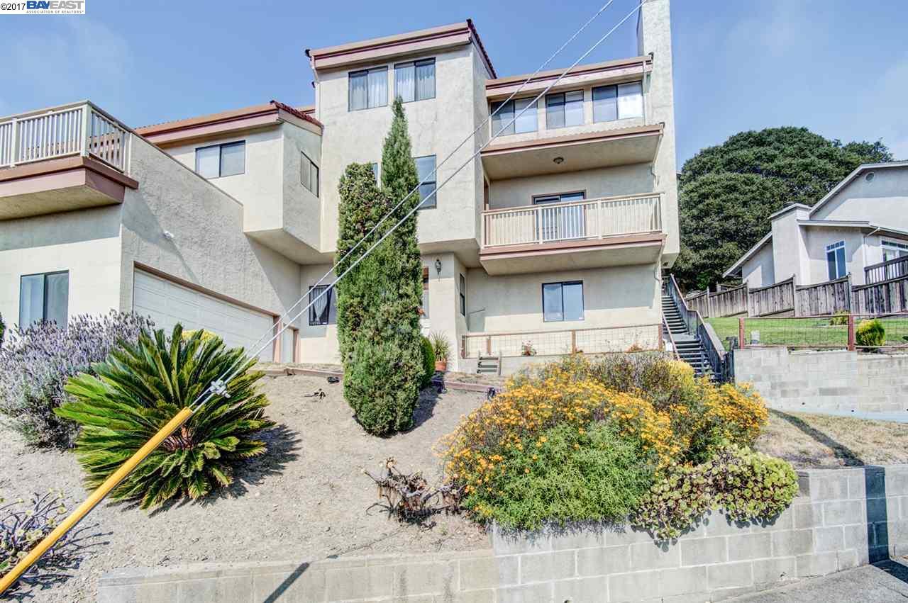 一戸建て のために 賃貸 アット 1428 DEVONSHIRE Drive 1428 DEVONSHIRE Drive El Cerrito, カリフォルニア 94530 アメリカ合衆国